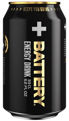 Battery Energy Drink, 330ml - Energiajuomat - 6415600025300 - 1