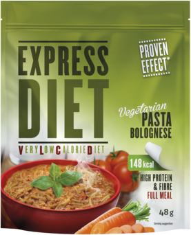 Express Diet VLCD Pasta Bolognese, 48g - Annosruoat - 6430067842321 - 1