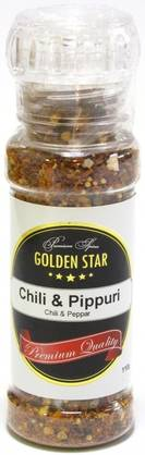 Golden Star Maustemylly Chili & Pippuri, 110g - Maustemyllyt - 6434800008753 - 1