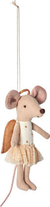 Maileg Mouse Baby Angel - Maileg - 5707304069553 - 1