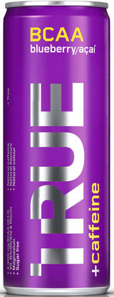 True BCAA Blueberry/Acai, 330ml - Energiajuomat - 7070866019983 - 1