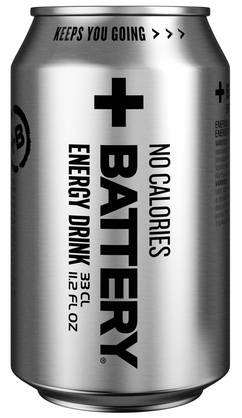 Battery No Calories, 330ml - Energiajuomat - 6415600522106 - 1