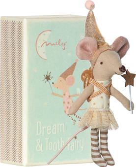Maileg Mouse, Tooth Fairy Girl - Maileg - 5707304068266 - 1