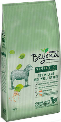 Purina Beyond Lammas, 2kg - Purina ONE - 7613035504967 - 1
