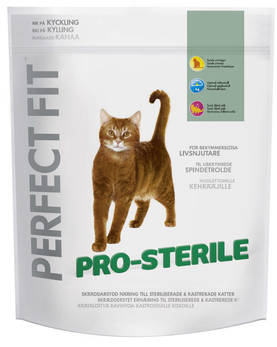 Perfect Fit Pro-Sterile Kanaa, 750g - Perfect Fit - 4008429051197 - 1