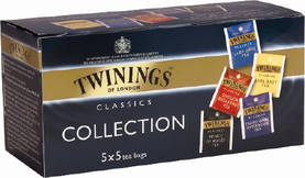 Twinings Classics Collection, 25pss - Tee Valikoimat - 070177174729 - 1