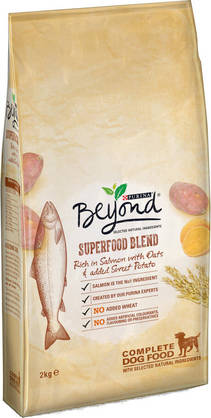 Purina Beyond Lohi, 2kg - Purina ONE - 7613035505049 - 1